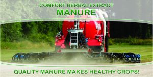 Comfort Herbal Extract Manure